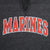 MARINES LADIES CHAMP REMIX SWEATSHIRT (BLACK) 1