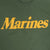 MARINES LOGO CORE T-SHIRT (OD GREEN/GOLD) 4