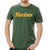 MARINES LOGO CORE T-SHIRT (OD GREEN/GOLD) 2