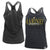 MARINES MOM LADIES RACERBACK TANK (BLACK)