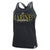 MARINES MOM LADIES RACERBACK TANK (BLACK) 1