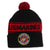 MARINES POM POM KNIT BEANIE (BLACK) 1