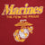 MARINES THE FEW THE PROUD LONG SLEEVE T (CARDINAL) 9