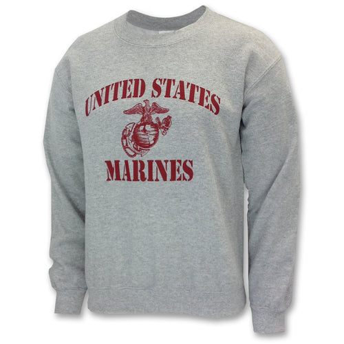 MARINES SEAL LOGO CREWNECK 1