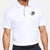 MARINES TONAL EGA UNDER ARMOUR TECH POLO (WHITE) 2