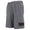 Marines Under Armour Cotton Jersey Shorts (Steel Heather)