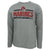 MARINES UNDER ARMOUR EGA LOGO LONG SLEEVE T-SHIRT (GREY) 1
