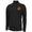 USMC Under Armour Light Weight 1/4 Zip (Black)