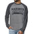 MARINES VICTORY FALLS RAGLAN LONG SLEEVE T-SHIRT (GREY/BLACK) 2