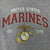 MARINES YOUTH GLOBE EST. 1775 T-SHIRT (GREY) 2