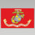 NEW MARINES STANDARD FLAG (3X5)
