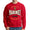 PROPERTY OF MARINES SWEATSHIRT (RED) 3