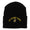 U.S MARINE CORPS EGA WATCH CAP (BLACK)