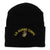 U.S MARINE CORPS EGA WATCH CAP (BLACK) 1