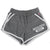 UNITED STATES MARINES LADIES INTRAMURAL SHORT (GREY/WHITE) 2