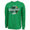 UNITED STATES MARINES SHAMROCK LONG SLEEVE T-SHIRT (GREEN)