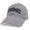 USMC ARCH LOW PROFILE HAT (SILVER)