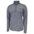 USMC ASPEN PERFORMANCE 1/4 ZIP (GREY HEATHER) 1