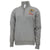 USMC CHAMPION EGA FLEECE 1/4 ZIP (GREY) 1