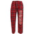 USMC FLANNEL PANTS (BLACK/RED) 3