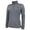 USMC LADIES ASPEN PERFORMANCE 1/4 ZIP (GREY HEATHER) 1