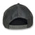 USMC LOW PROFILE SNAPBACK TRUCKER HAT (BLACK/GREY) 4
