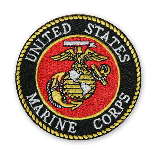 USMC PATCH (COLOR) 1
