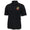 USMC PERFORMANCE POLO (BLACK) 1