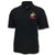 USMC PERFORMANCE POLO (BLACK) 4