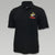 USMC PERFORMANCE POLO (BLACK) 3