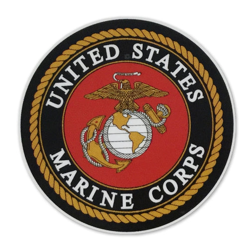 USMC SEAL DECAL 1