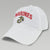 WOMENS MARINES EGA HAT (WHITE)