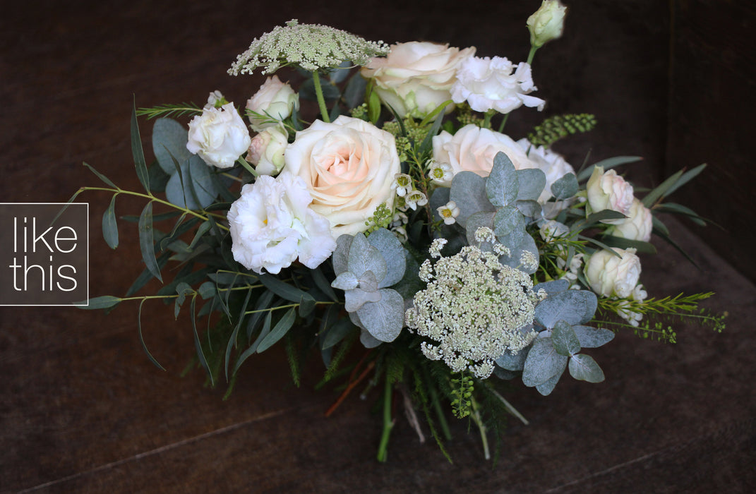Mystic Pale Pink Bouquet