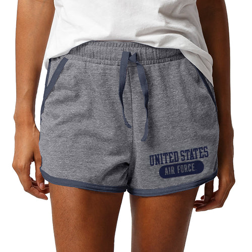 United States Air Force Ladies Intramural Short (Grey)