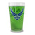 Air Force Wings Pint Glass