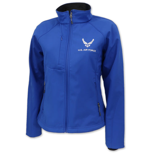 Air Force Ladies Soft Shell Jacket