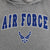 Air Force Arch Wings Hood (Grey)