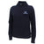 Air Force Wings Champion Ladies University Fleece 1/4 Zip (Navy)