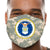 United States Air Force Seal Face Mask (Camo)-Single or 3 Pack