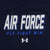 Air Force Under Armour 2C Fly Fight Win Tech Tank (Navy)