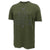 Air Force Wings Under Armour Stencil Performance Cotton T-Shirt (OD Green)