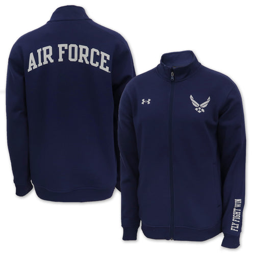 Air Force Under Armour Gameday Triad Jacket (Navy)