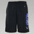 AIR FORCE CHAMPION AIM HIGH MESH SHORTS (BLACK) 1