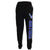 AIR FORCE CHAMPION FLEECE BANDED SWEATPANTS (BLACK) 1