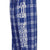 AIR FORCE FLANNEL PANTS (ROYAL/WHITE) 1