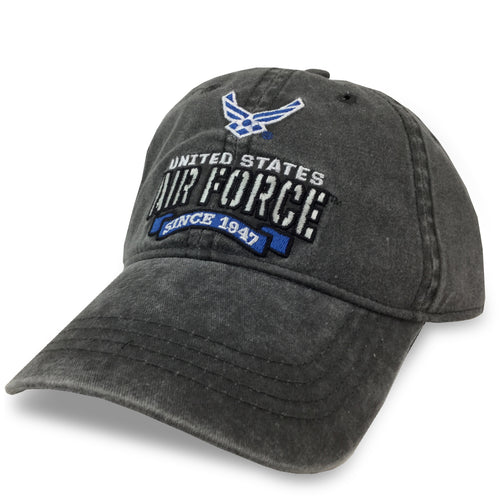 AIR FORCE FURY HAT (BLACK) 4