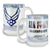 AIR FORCE GRANDPARENT COFFEE MUG 4