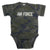 AIR FORCE INFANT ROMPER T-SHIRT (CAMO)
