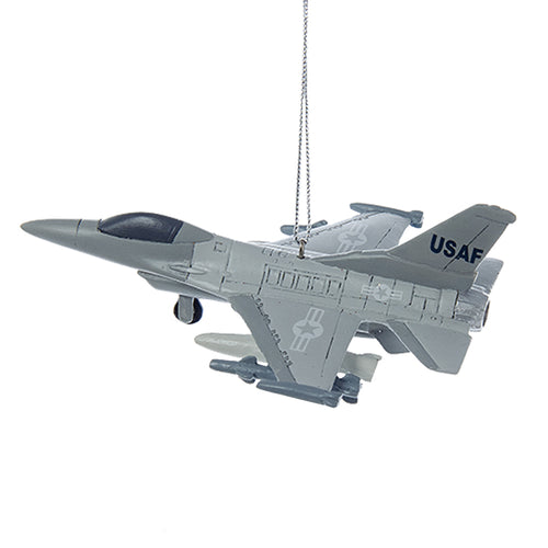 AIR FORCE JET ORNAMENT 2