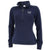 AIR FORCE LADIES CHAMPION UNIVERSITY LOUNGE 1/4 ZIP (NAVY) 1